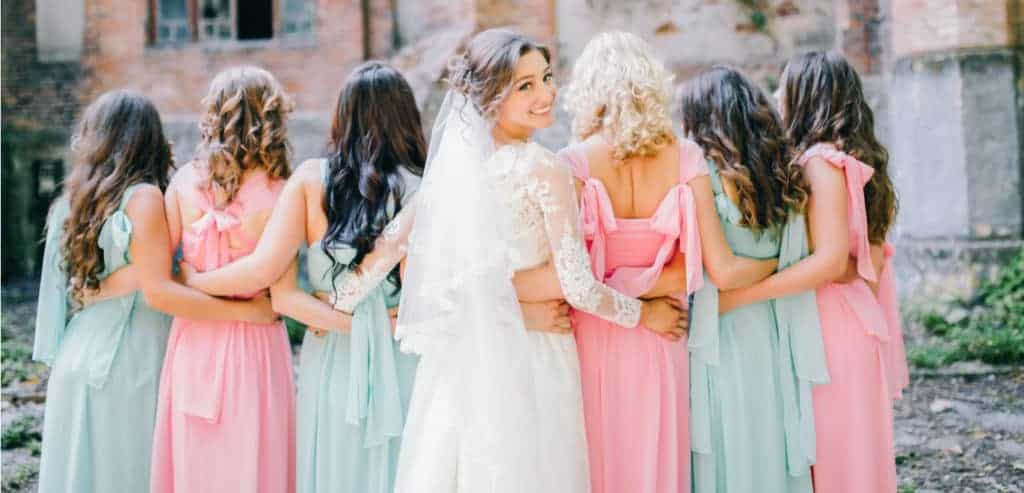 49a53e4cec Two online retailers rethink bridesmaid dress shopping