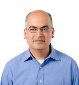 Kamran Zaki, president, North America, Adyen