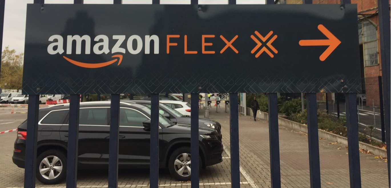 What it's really like to gig for Amazon Flex