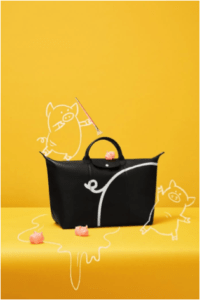 Longchamp year of the pig design
