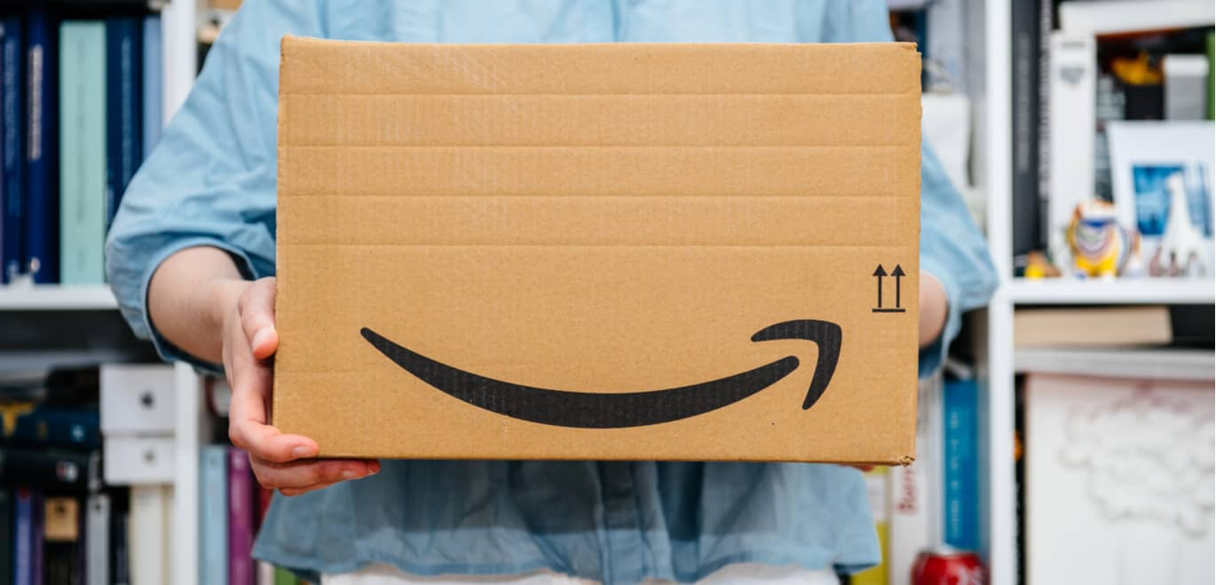 How many private-label brands did Amazon add in Q4?