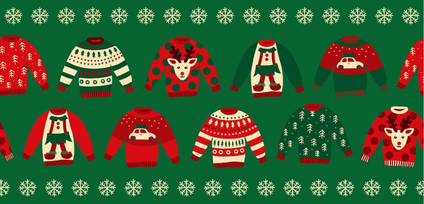 Ugly Christmas Sweaters 2019.How Ugly Christmas Sweater Is Prepping For The 2019 Holiday